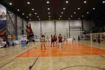 Prešovskí volejbalisti zdolali vicemajstra z Nitry