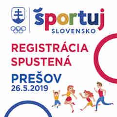Športuj Slovensko