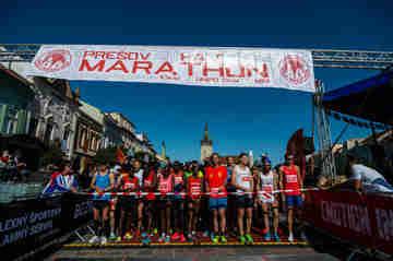 Prešov Half Marathon