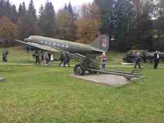 Vojenské prírodné múzeum na Dukle