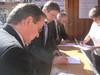 Petíciu na ochranu dôchodkovej reformy odštartovali v Prešove Ivan Mikloš, Stanislav Kahanec a Štefan Kužma