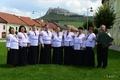 1. ročník letného festivalu ukrajinskej kultúry pod Spišským hradom 10. augusta 2014 v Spišskom Podhradí (foto: TASR)